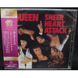 Queen   Sheer Heart Attack   [ Shm Cd ]   Japonês